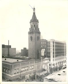 Tower Theatre, 213 East 12th, c1950