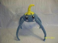 2000 Free Amigurumi Patterns: Rotom and Surskit Pokemon Crochet Patterns