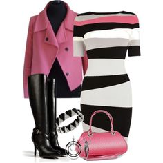 A fashion look from