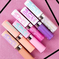 Whether it's a school day or a night out with the girls, Maybelline Baby Lips Moisturizing Lip Gloss is always the go to!