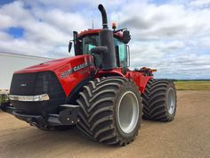 Testing has found that Goodyear reduce soil compaction compared with tracks, and at a much lower cost. Chevy Trucks Older, Lifted Chevy Trucks, Lifted Ford Trucks, Pickup Trucks, Big Tractors, Case Tractors, International Tractors, International Harvester, John Deere 4320