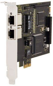 Digium TE220 card by Digium. $942.01. The Digium TE220 PCI Express card provides termination of up to 60 channels of voice or data across two E1, T1, or J1 interfaces in a PCIe x1 form factor. Selectable on a per-port or per-card basis, the TE220 allows E1 and T1 circuits to be mixed with full channel synchronization. Supporting PCIe x1, the TE220 may be used in any available PCIe 1.0 compliant slot - 1x, x4, x8, and x16 without considerations for voltage selection or lane siz...
