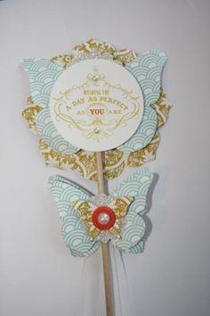 SAB Leadership sample 2013 - Vintage Verses Butterfly wand