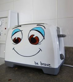 Brave Little Toaster #Brave Little Toaster #inspiration #motivation