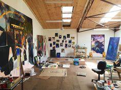 """adamlee79 """"Studio, October 2016"""