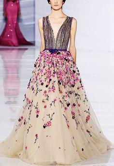 Georges Hobeika Haute Couture Fall-Winter 2015-16