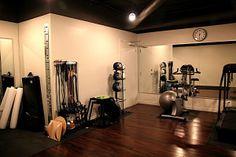 Physical rehab space idea