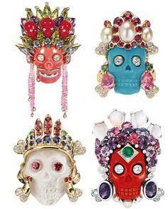 """""""Coffret de Victoire"""" Collection for Dior Fine jewellry"""