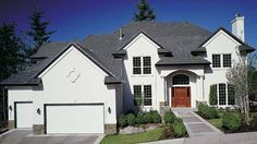 New American House Plan with 3232 Square Feet and 4 Bedrooms from Dream Home Source   House Plan Code DHSW03021