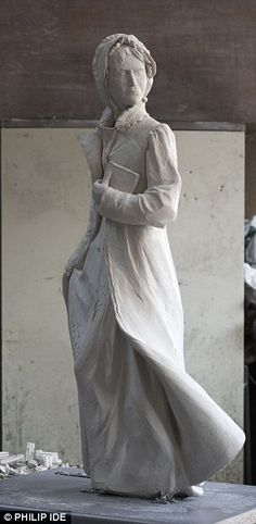 It has taken 200 years, but Britain is finally erecting its first statue of Jane Austen...