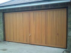 Side Hung Side Hinged Timber Wooden Garage Door Gates - BARN DOORS ...