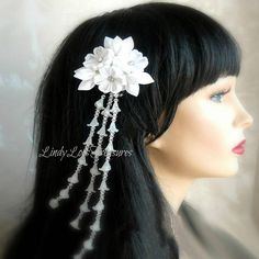 PEARL HAIR PINS WEDDING BRIDAL GRIPS VINTAGE CHIC BRIDESMAID FLOWER GIRL UK