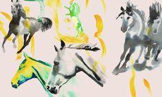wild horses by eili-kaija