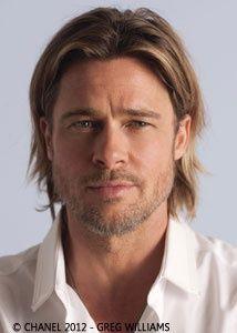 Brad Pitt le nouveau héros de Chanel  http://fashions-addict.com/index.asp?ID=408=10652