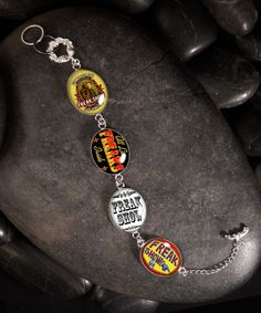 Vintage Freak Show Side Show Bracelet.