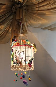 Lampenschirme selber machen: Haushaltsdinge zweckentfremden | SoLebIch.de