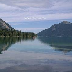 Reisetipp für Bayern: Walchensee - die bayerische Karibik. Mehr dazu jetzt auch auf dem Blog...