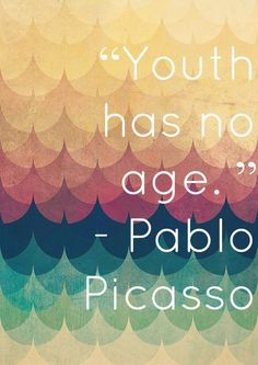 Youth and age. #life #quote