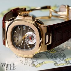 "Patek Philippe 5980R. ""I don't buy the bright watch I buy the right watch"" - Jay Z"