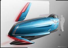 Luxury vehicle 2040 by Nedzad Mujcinovic