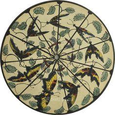 """dickbalzer:  """"Phenakistoscope Disk - France - c.1835  """""""