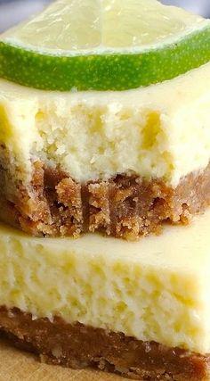 Key Lime Pie Bars