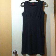 Grey Dress Comfortable grey dress. Like new! Make an offer  Merona Dresses