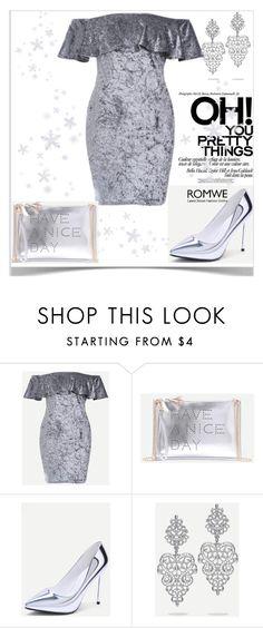 """9#Romwe"" by kiveric-damira ❤ liked on Polyvore"