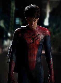Andrew Garfield, Spider-Man, Costume. #spiderman #movie #film