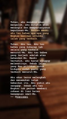 Message Quotes, Reminder Quotes, Self Reminder, Poetry Quotes, Words Quotes, Life Quotes Wallpaper, Cinta Quotes, Religion Quotes, Love Husband Quotes