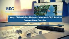 3D modeling is a modern tool for Architectural CAD services providers to remain efficient and creative despite all the technical complexities. This tool gives you all the freedom to try out new ideas by providing workable solutions to difficult and complex structural problems.
