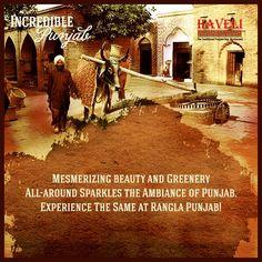 Rangla Punjab, Jalandhar Gives You A Peep Into the Traditional and Mesmerizing Environ of Old Punjab.