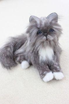 Sweetness-the-Kitten-Cat-OOAK-Realistic-Faux-Fur-Artist-Bear-by-Bungalow-Bears