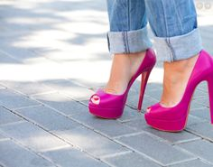 If only i could walk in them!