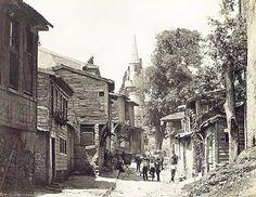 Eyüp Kasım Çavuş Camii / 1880ler http://ift.tt/2n9gtWd