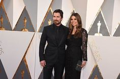 Christian Bale z żoną Sibi Blazic