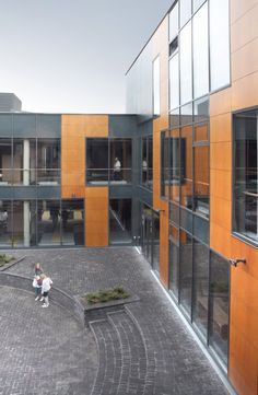 School in Balsiai / Sigitas Kuncevičius Architecture Studio