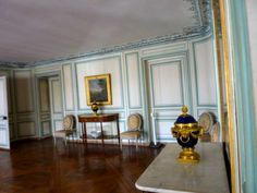 This is Versailles: Madame du Barry's Dining Room