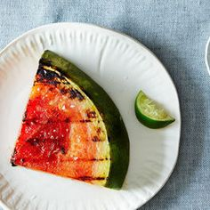 9 Watermelon Drinks and Dishes For Summer This must be by far the coolest food and recipe website I've found in years! You want non traditional? You got it!
