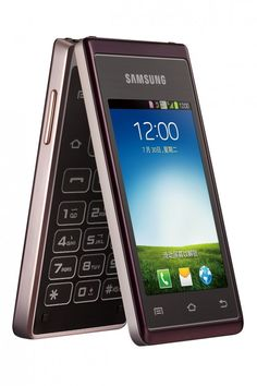 Samsung Hennessy Android Flip Smartphone Unveiled with Dual-Display and Quad-Core Processor Android Flip Phone, Android Smartphone, Android Apps, Techno Gadgets, Android Technology, Technology News, Flip Phones, Gadget Gifts, Jelly Beans