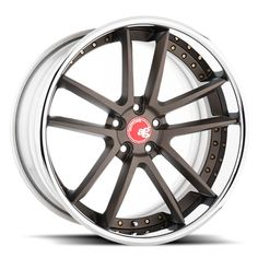 Avant Garde Brushed Stainless with Chrome Lip Wheel Warehouse, Racing Rims, Chevrolet Corvette C4, 65 Mustang, Rims For Cars, Truck Tyres, Forged Wheels, Custom Wheels, Toyota Tundra