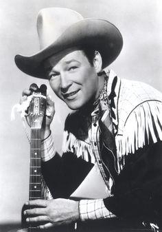 Roy Rogers, born Leonard Franklin Slye (November 5, 1911 – July 6, 1998), was an American singer and cowboy actor.
