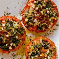 Stuffed Tomato Recipe #side dish