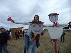 Photo à la fête de l'agriculture - La Wantzenau (67)