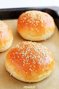 posmakujto!: pieczywo Pork Recipes, Bread Recipes, New Recipes, Sweet Recipes, Cooking Recipes, Best Homemade Bread Recipe, Bread Dough Recipe, Tasty, Yummy Food