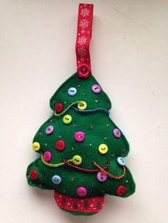 adornos de navidad en fieltro con patrones-3
