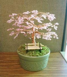 The Beaded Bonsai Boutique: Beaded Tree Gallery