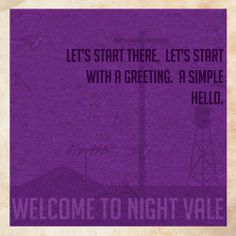 Night Vale quote (not mine)