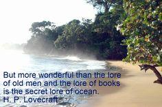 lore of the ocean
