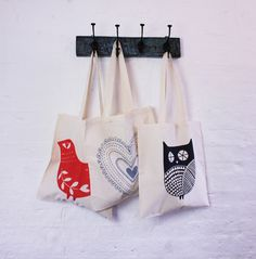 Terrific Tote Bags - you can never have too many!